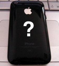 TUAW bekræfter: iPhone med G3, GPS og sort, glossy bagside.