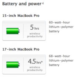 Den nye MacBook Pro indeholder flere overraskelser…(Opdateret)