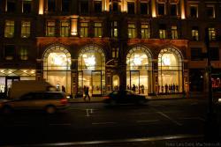 Apple Store, Regent Street, sælger gamle iPhones