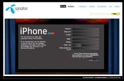 Sonofon / Telenor skal sælge iPhone i Danmark